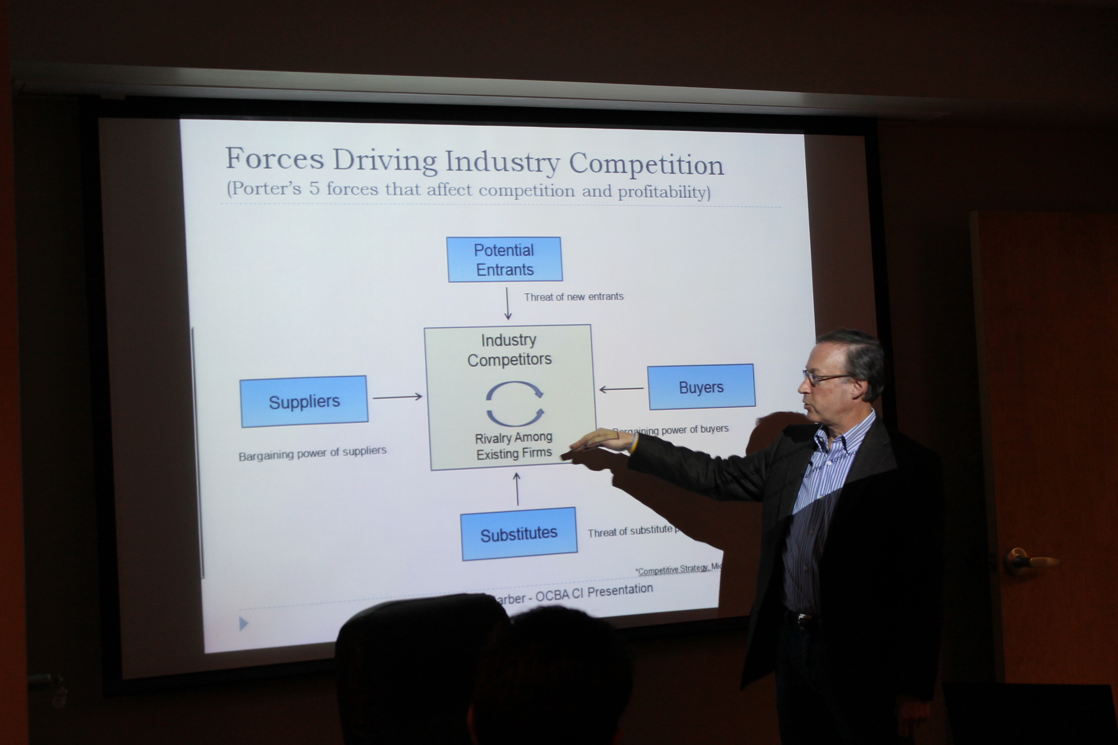 industry driving forces of dell